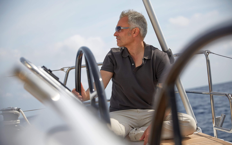 Hanse 455 Exterior Sailing | Яхты Hanse восхищают своим современным, функциональным дизайном | Hanse