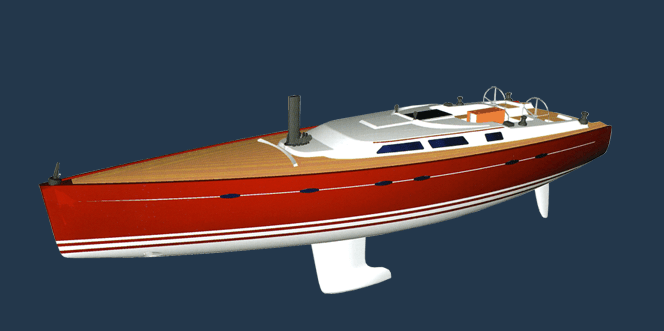 Hanse 531 Exterieur | Hanse
