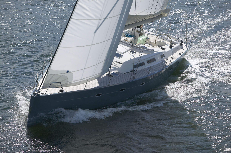 Hanse 531 Exterior Sailing | Hanse