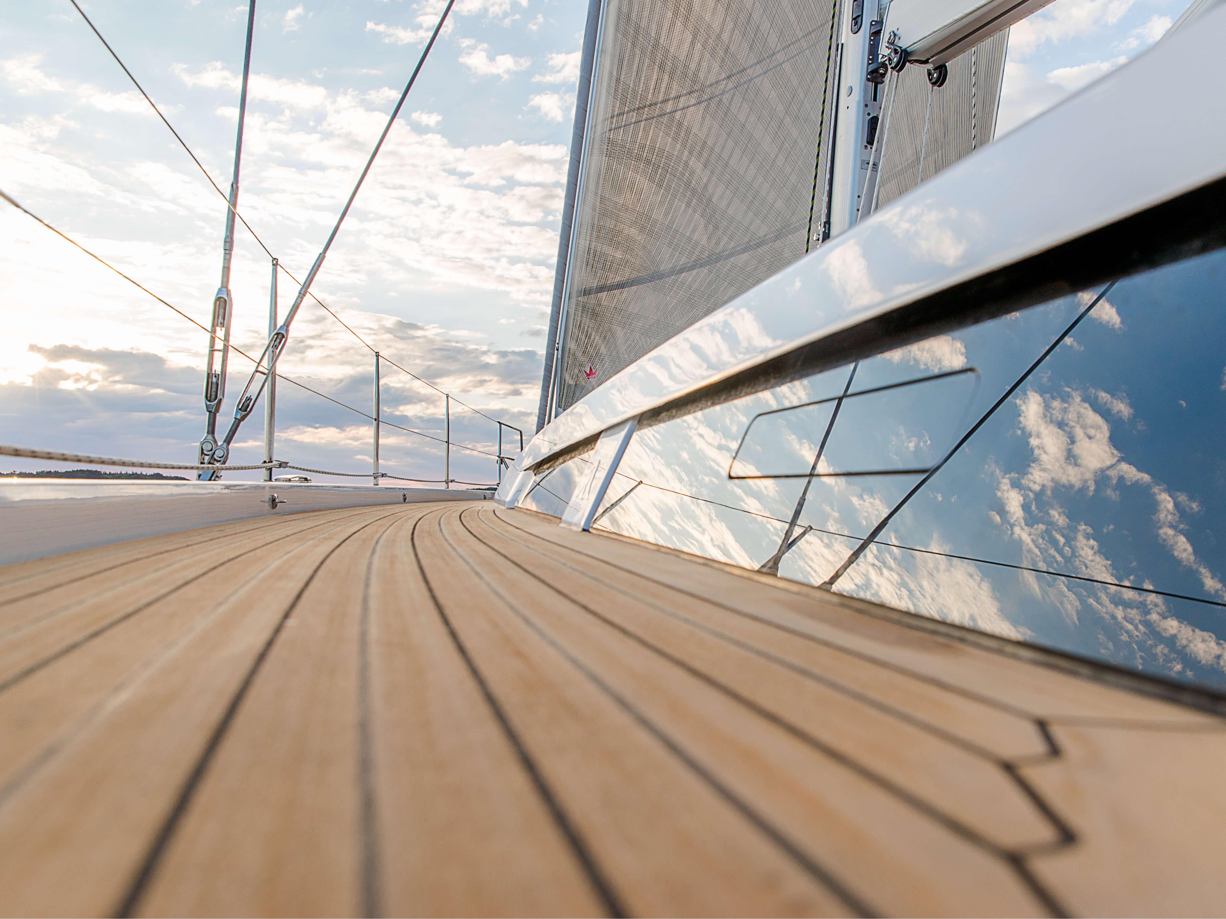Hanse 548 | Deck | Hanse