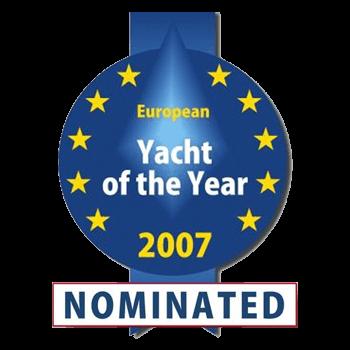 Hanse 630e European Yacht of the Year 2007