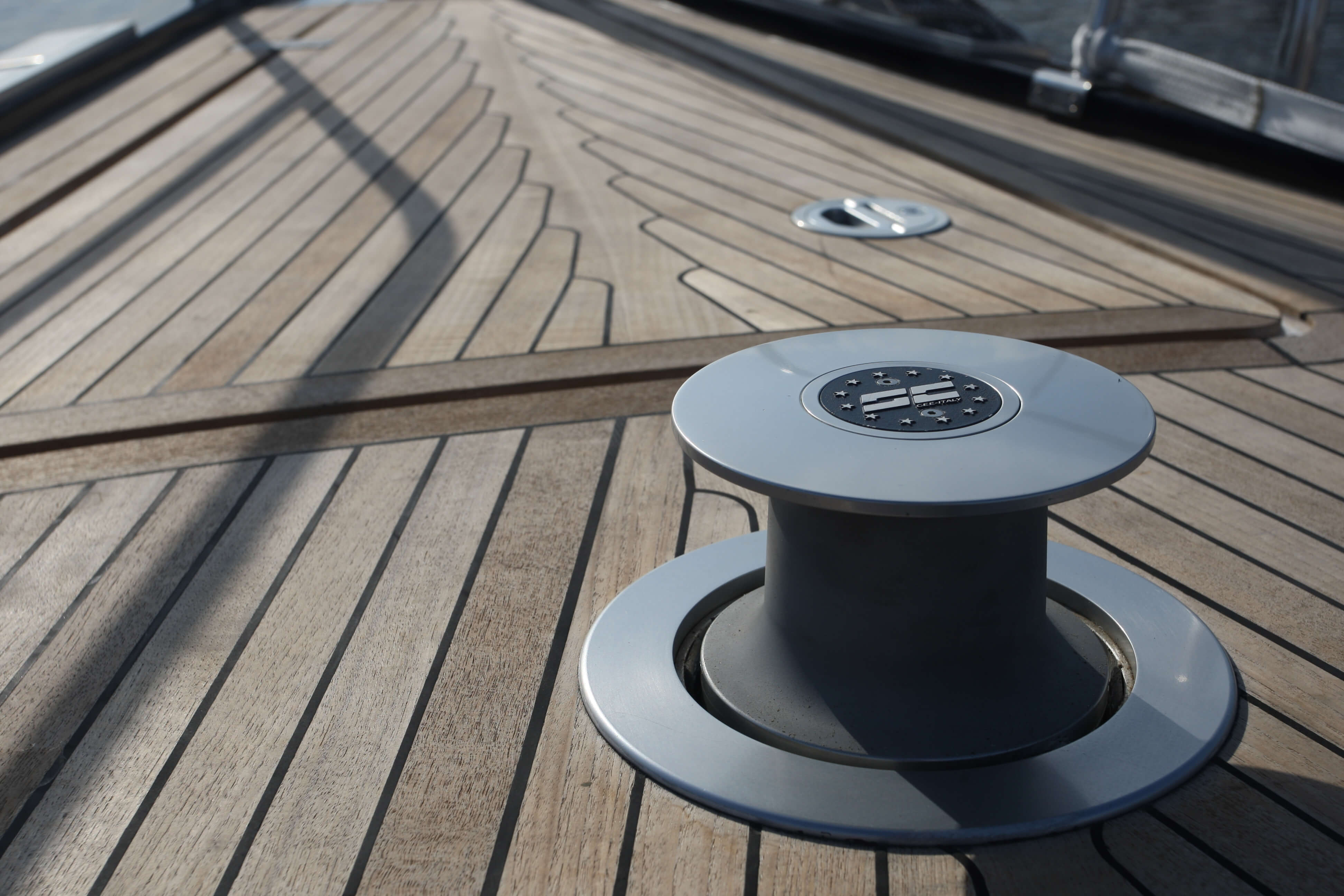 Hanse 630e Exterior Deck | Hanse