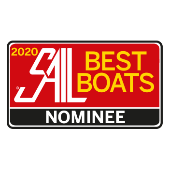 Hanse 675 Best Boats (Sail Magazine) 2020 | nominee | Hanse