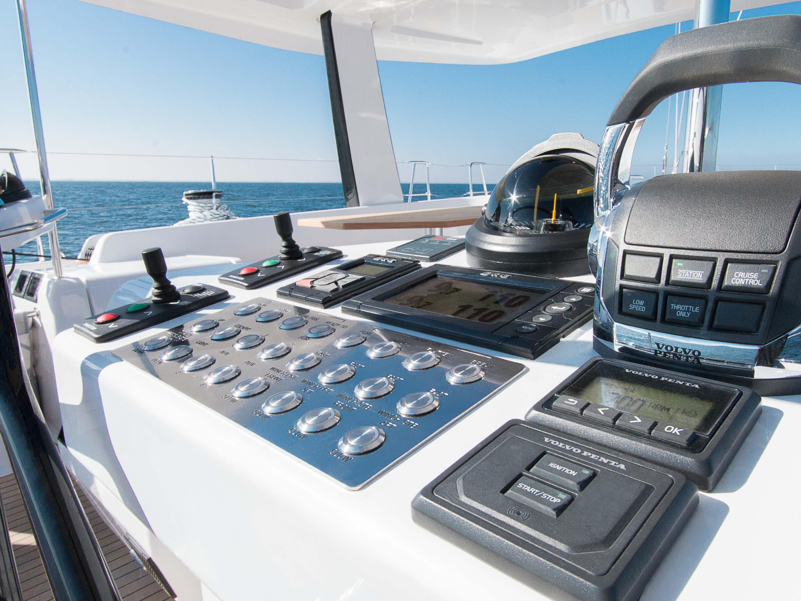 Hanse 675 | navigation instruments | Hanse