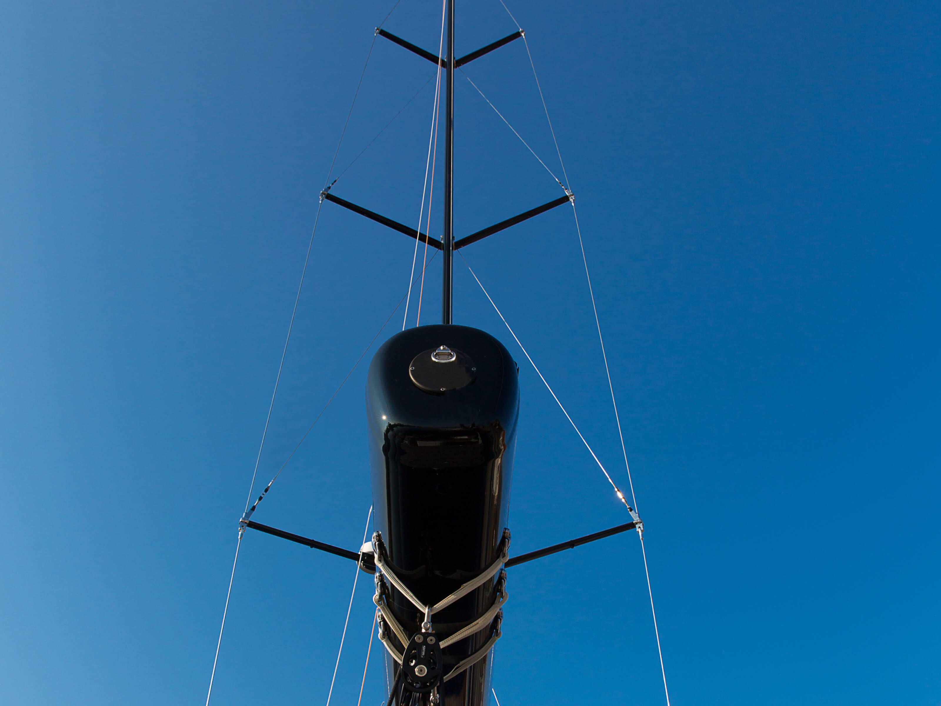 Hanse 675 | Mast, spreaders | Hanse