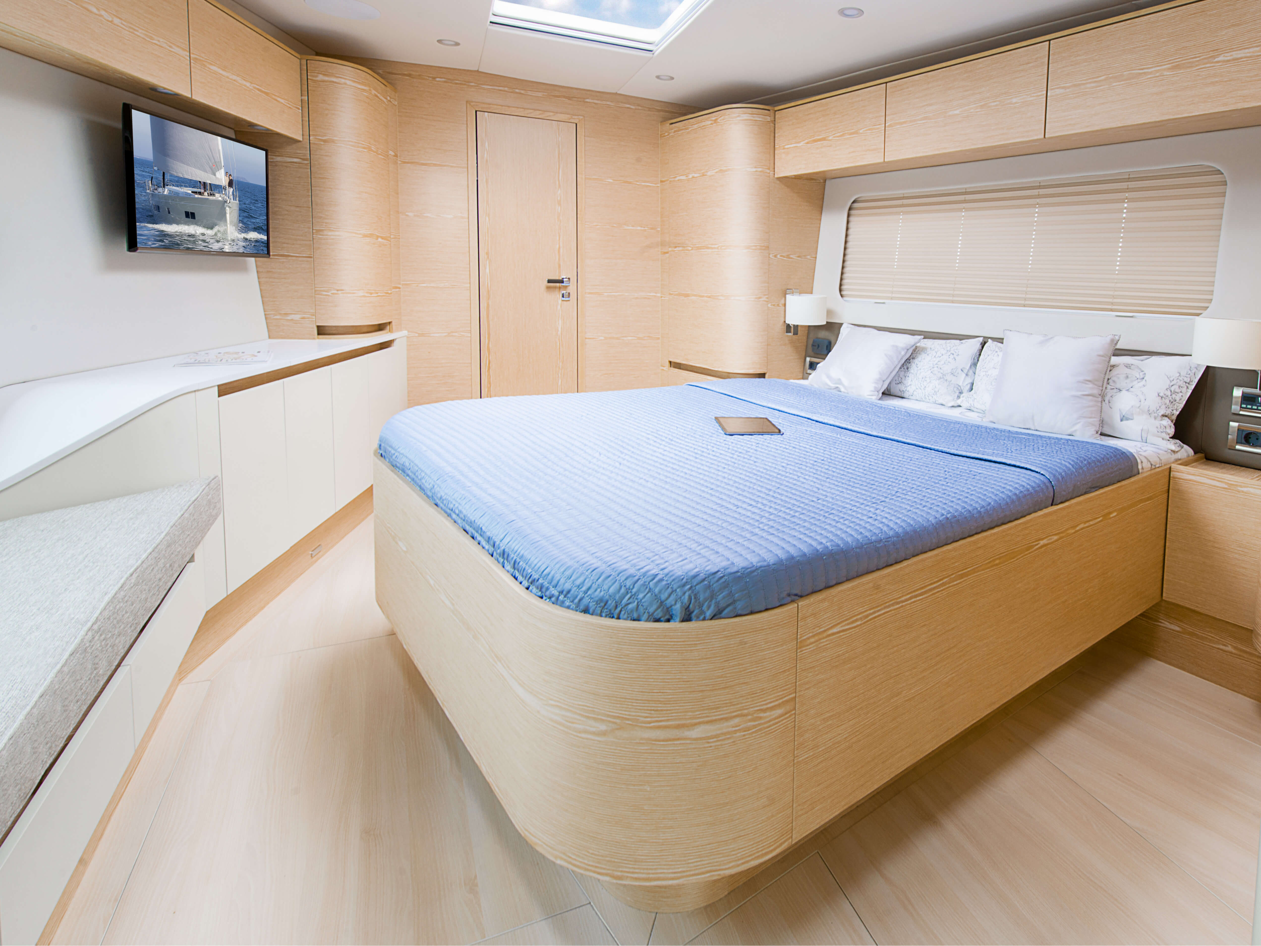 Hanse 675 | owner´s cabin | Hanse