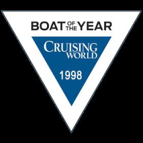 Dehler 29 Boat of the Year | Cruising World 1998 | Dehler
