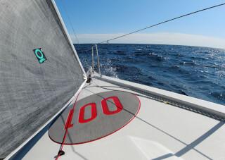 Dehler 30 one design güverte | Güverte detayı | Dehler