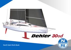 Dehler 30 one design Yelken Kitabı | Northsails | Dehler