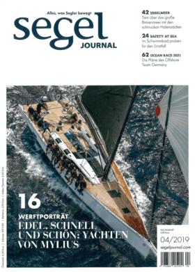 Dehler 30 one design: Bericht - Segel Journal 04/2019 | Racer von Dehler mit Doublehanded-Option | Dehler