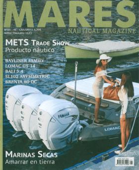 Dehler 30 one design: Revista - Mares Nautical Magazine N°21 | ¿Preparado para el cambio? Dequés de dos años de intensas investigaciones, diseño y desarrollo, nace el 30 OD, modelo con el que Dehler Yachts inicia un nuevo capítulo tras más de 50 años de historia. | Dehler