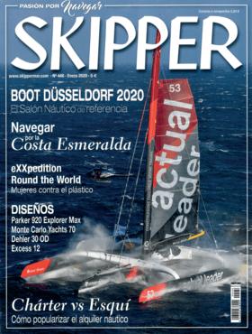Dehler 30 one design: Review - Skipper N°446 | La experiencia de la marca Dehler, y la apuesta por las últimas tendencias, ha permitido crear el nuevo Dehler 30 One Design como una autentica máquina para que los especialistas puedan disfrutar de las grandes prestaciones. | Dehler