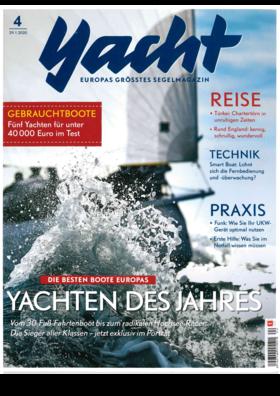 Dehler 30 one design: Testbericht - Yacht 4-2020 | Wer die YACHT regelmäßig liest, weiß über die Details dieses Bootes gut Bescheid. Schließlich haben wir die Entwciklung der Dehler 30 od von Beginn an begleitet und vergangenes Jahr in einer fünfteilige Serie dokumentiert. | Dehler