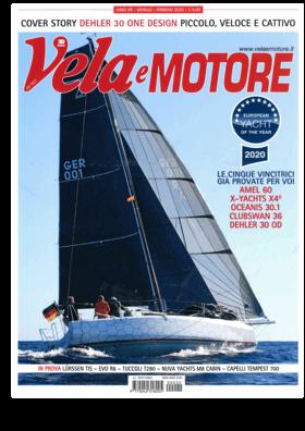Dehler 30 one design: Vela-e-motore N°2020 | Un piccolo e divertente racer per equipaggi in doppio e solitari. | Dehler
