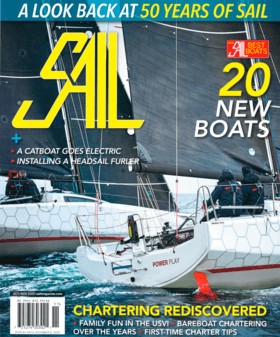 """Dehler 30 one design: Review - SAIL Oct/Nov 20 