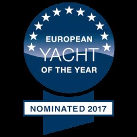 Dehler 34 European Yacht of the Year nominated | Best Performance Cruiser 2017 | Dehler