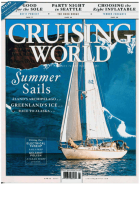 Dehler 34: Test Review - Cruising World April 2017 | The award-winning Dehler 34 is the German builder's latest addition to its line of quick, nimble, high-performance coastal cruisers. | Dehler