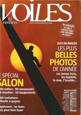 Dehler Range Review Voiles & Voiliers 12/2013 | UN CHANTIER QUI SAIT TRAVAILLER SES GAMMES | Dehler