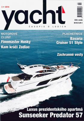 Dehler Review: Karl Dehler yacht 3/2016 | KARL DEHLER a jeho loděnice. | Dehler