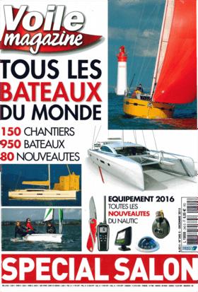 Dehler Range Feature: Voile magazine Decembre 2015 | Une nouvelle jeunesse! | Dehler