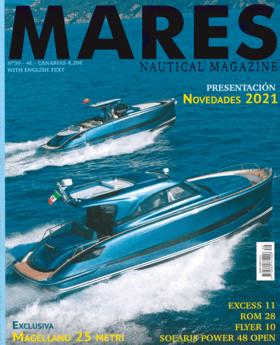 Dehler 38 SQ: Revista - Mares Nautical Magazine N°39 | Como novedad, Dehler ofrece la icónica vela mayor de cabeza cuadrada como opción. Esta vela profesional es ideal para navegar. | Dehler