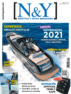 Dehler 38 SQ: Revista - Nautica y Yates N°51 | El nuevo 38 SQ, con sus 11,64 metros de eslora y 3,75 de manga, lleva la tradición de construccion de cruceros de elevadas prestaciones del astillero a un nivel superior. | Dehler