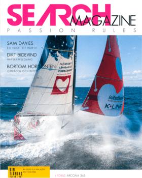 Dehler 38 SQ: Search Magazine N°80 | Dehler 38SQ (Speed & Quality) ar en vidareutveckling av populara Dehler 38. aten har fatt ett nytt farg- och ljuskoncept, en mer varierad interior samt kraftfulla forbattringar vad galler rigg och sittbrunn. Samtidigt ar baten enkel att anvanda och rolig att segla. | Dehler