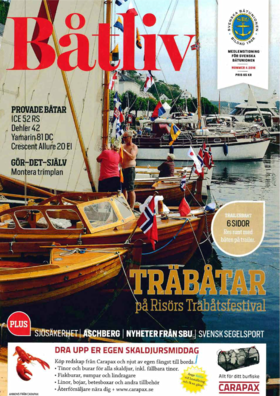 Dehler 42: Test Review - Baltiv Magazin 04/2016 | Segling i fokus för nya Dehler 42. Med seglingsegenskaperna i fokus är nya Dehler 42 ett starkt alternativ för den som vill ha en snabb performance cruiser med modern stil. | Dehler