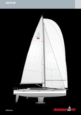 Dehler46风帆 | Dehler