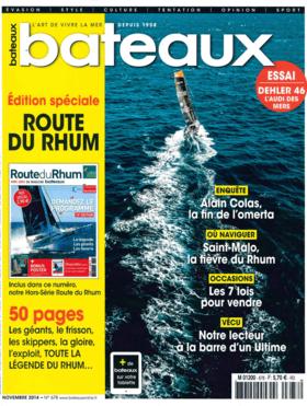 Dehler 46: Test Review - bateaux Novembre 2014 | Croisière rapide. Dehler 46 / L'Audi des mers. Synonyme de course-croisière haut de gamme, le chantier allemand vise un cran supplémentaire avec son 46 pieds. | Dehler