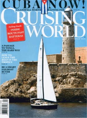Dehler 46: Test Review - Cruising World September 2015 | Performance Bred. The Dehler 46 harkens back to a pedigree of speed, but with plenty of comforts to ensure the crew enjoys the ride. By Mark Pillsbury | Dehler