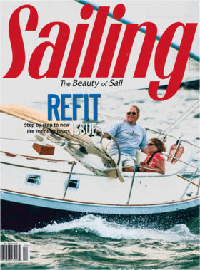 Dehler 46: Test Review - Sailing The Beauty of Sail December/January 2015 | Dehler 46. This svelte-looking performance cruiser has some speedy options. | Dehler