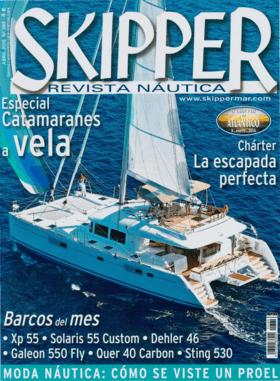 Dehler 46: Test Review - Skipper Revista Náutica Abril 2015 | Dehler 46. Crucero de última generación. Como crucero de ultima generaci6n, el nuevo Dehler 46 ofrece mucho más que una plataforma para disfrutar del sol, pues dispone de una carena de alto rendimiento con amplias posibilidades de navegación. | Dehler