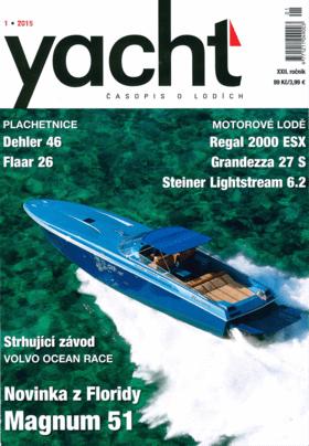 Dehler 46: Test Review - yacht 1/2015 | Nová IKONA. Poté, co se loni v kategorii Performance cruiser stal Evropskou jachtou roku Dehler 38, má tato značka velkou naději slavit znovu, neboť její novinka Dehler 46 představená v září na výstavě v Cannes získala letošní nominaci. | Dehler