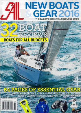 Dehler 46: Test Review - Sail Magazine 02/2016 | A flagship that truly lives up to the performance-cruiser moniker by Zuzana Prochazka. The Dehler 46 is as close as you can get to having a viable mix of performance and comfort. | Dehler