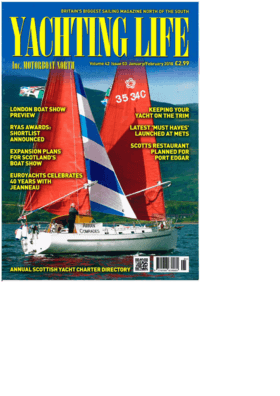 Dehler 46 Test Review: Yachting Life Jan/Feb 2018 | Join the owner and scribe while they enjoy their maiden sail on board the brand-new Dehler 46. | Dehler