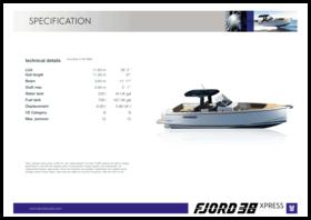Fjord 38 xpress | Fjord