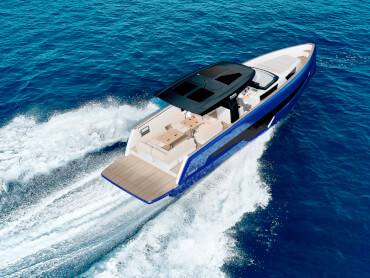 FJORD 41 XL | The degree of individualisation sets new standards and opens up a realm of possibilities for designing your dream boat. | Fjord