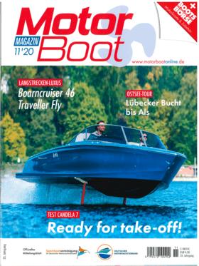 FJORD 41 XL: Bericht - MotorBoot 11/20 | Mit der neuen FJORD 41 XL präsentiert die Powerboot-Marke FJORD eine neue Yacht und ein neues Layout-Konzept. Der Kunde soll durch die einzigartige Modul-Konfiguration an Deck und die variable Interieurgestaltung so zum Chefdesigner seiner Yacht werden. | Fjord