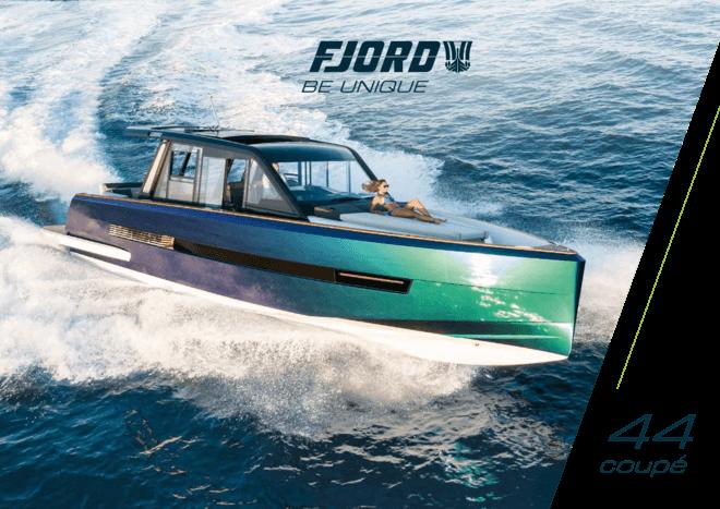 FJORD 44 coupé brochure | Fjord