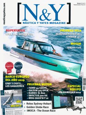 FJORD 44 coupé: Test Review - Náutica y Yates M@gazine Número 41   Nuevo estilo en alta gama. Tender, Open Express y Coupé. Estas son las cuatro gamas de la firma alemana FJORD (de origen noruego), perteneciente al groupo Hanse, que se distingue por haber impuesto con su estilo de diseño un nuevo segmento de embarcaciones, vaiándolas según las necesidades del mercado.   Fjord