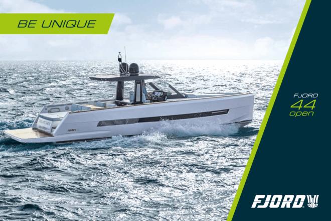 FJORD 44 open Folleto del producto | Fjord