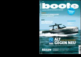 FJORD 52 open: Testbericht - boote 3/2017 | Ein Boot mit allem Drum und Dran - und einer klaren Aussage: Es muss nicht immer eine riesengroße Yacht sein! | Fjord