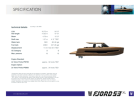 FJORD 53 XL | Fjord
