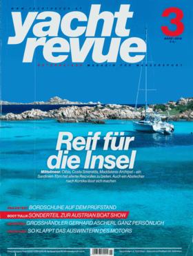yachtrevue 3/2018: Informe Hanse 315 y 348 (DE) | Paquete de inicio. Hanse. La empresa alemana presenta sus modelos básicos Hanse 315 y 348. | Hanse