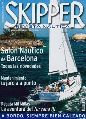 Skipper Revista Nautica 10/2015: Hanse 315 (ES) | 汉斯游艇在设计新汉斯315时注重的方面是:典型的汉斯性能、德国船厂的既定风格和一流的设备。 | Hanse