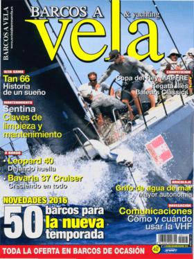 Barcos a Vela & yachting 10/2015: Hanse 315 Отзыв о тесте - Немного большая Ганза (ES) | Hanse 315 A LITTLE BIG HANSE! Новая входящая в гамму Hanse модель предлагает привлекательный и спортивный дизайн, качественное оборудование и все характеристики, которые начинаются как самые опытные. | Hanse