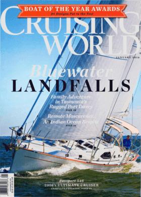 Cruising World 01/2016: Лучшая стоимость (EN) | Лучшая цена - Огромное количество, компактный пакет | Hanse