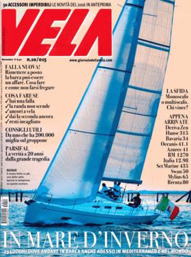 "Giornale Della Vela 10/2015: Hanse 315 考试点评--大家喜欢的小家伙 (IT) | 汉斯315大家喜欢的 ""小家伙""。德国新船的价格很有竞争力,并提供了让各类船主安全、平安航行的解决方案。 | Hanse"