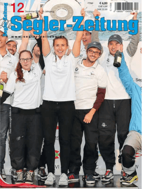 Segler-Zeitung 12/2016: Hanse 315 e-motion RUDDER DRIVE Отчет об испытаниях (DE) | Помощь при парковке: Инновационная система привода | Hanse